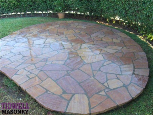 Superb SAN DIEGO MASONRY CONTRACTOR | TIDWELL MASONRY | FLAGSTONE ... | Stained  Concrete Patios | Pinterest | Flagstone, Flagstone Patio And Patios