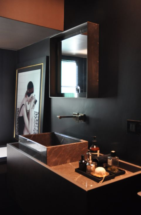 bathrooms #monica damonte interior designeraltamarea bath#odulia#alassio