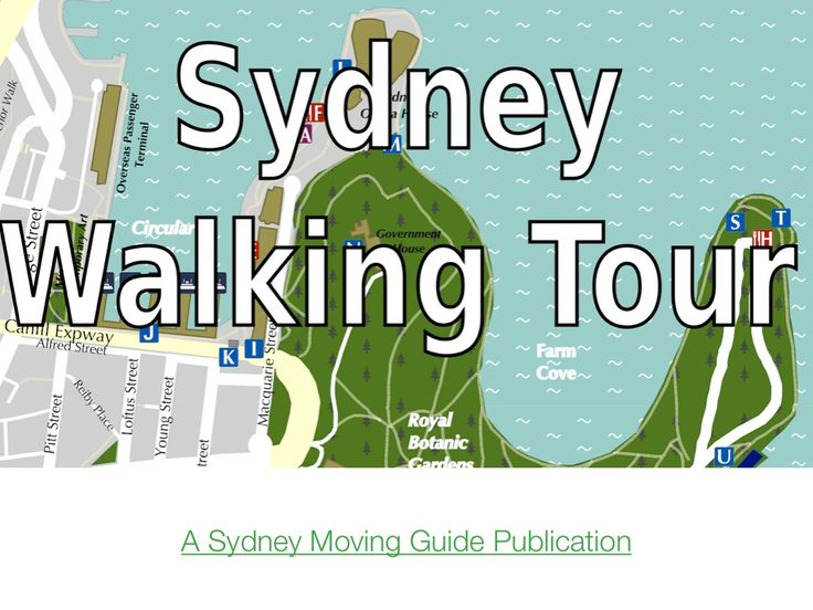 Looking for What To Do in Sydney? Free Sydney Walking Tour with PDF. by Lauren Kicknosway via slideshare