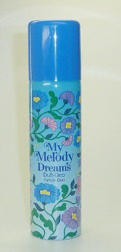 MY MELODY DREAMS Woman Muelhens Parfum Deo Spray 150ml Muelhens http://www.amazon.de/dp/B008TWDQZW/ref=cm_sw_r_pi_dp_YEruvb1AKCJGE