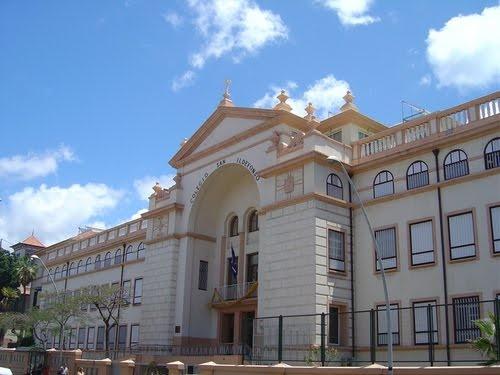 Colegio la salle san ildefonso avenida la salle 3 38005 for Gimnasio santa cruz de tenerife