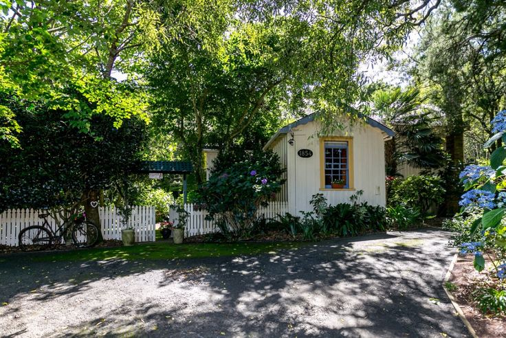 Mace Cottage was built in 1854 on a Carrington Street site (Category 'A' Historical Trust) then relocated to its present secluded site approx. 30 years ago. Previously known as Foxglove Cottage this very unique Kauri cottage is now on the market....