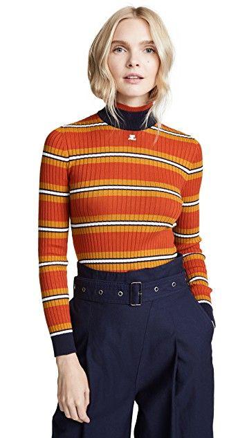 c746a4ac2 Striped Sweater