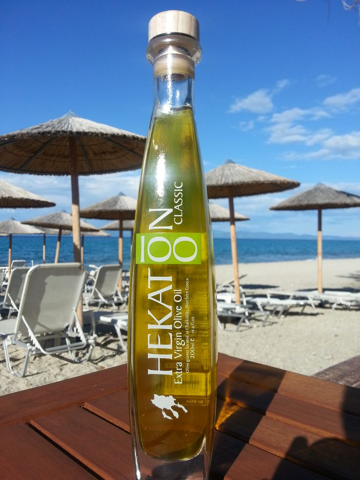 Hekaton Extra Virgin Olive Oil