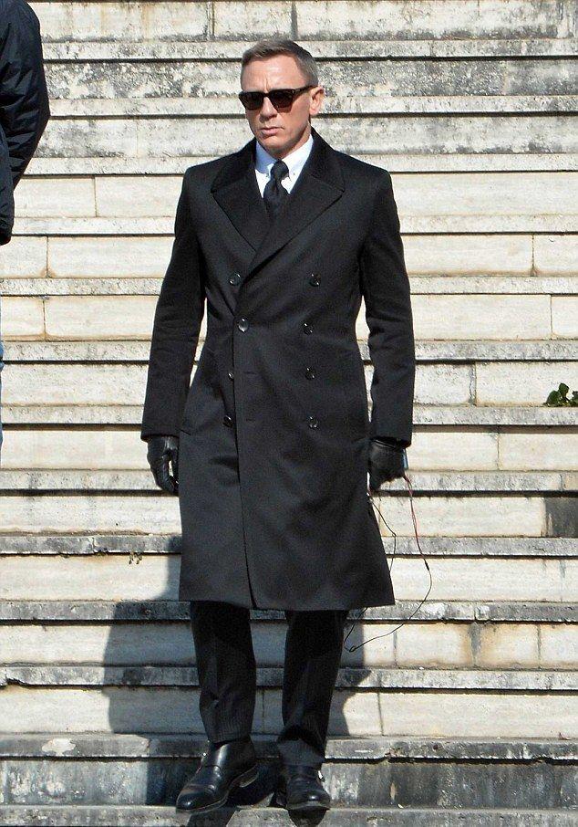 James bond style spectre google search style bond pinterest james bond style james - James bond costume ...