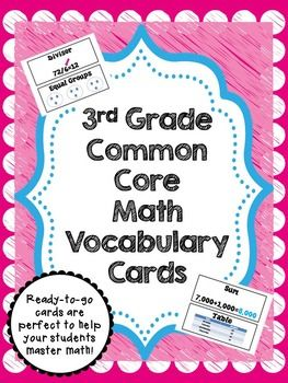 17 Best Images About Common Core Third Grade On Pinterest border=
