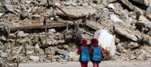 Más de 215 mil  personas han muerto en Siria desde que estalló la guerra civil