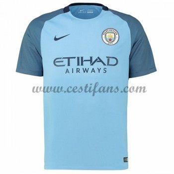 Manchester City Fotbalové Dresy 2016-17 Domáci Dres