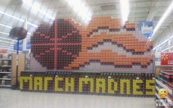 Selection Sunday - People Of Walmart : People Of Walmart