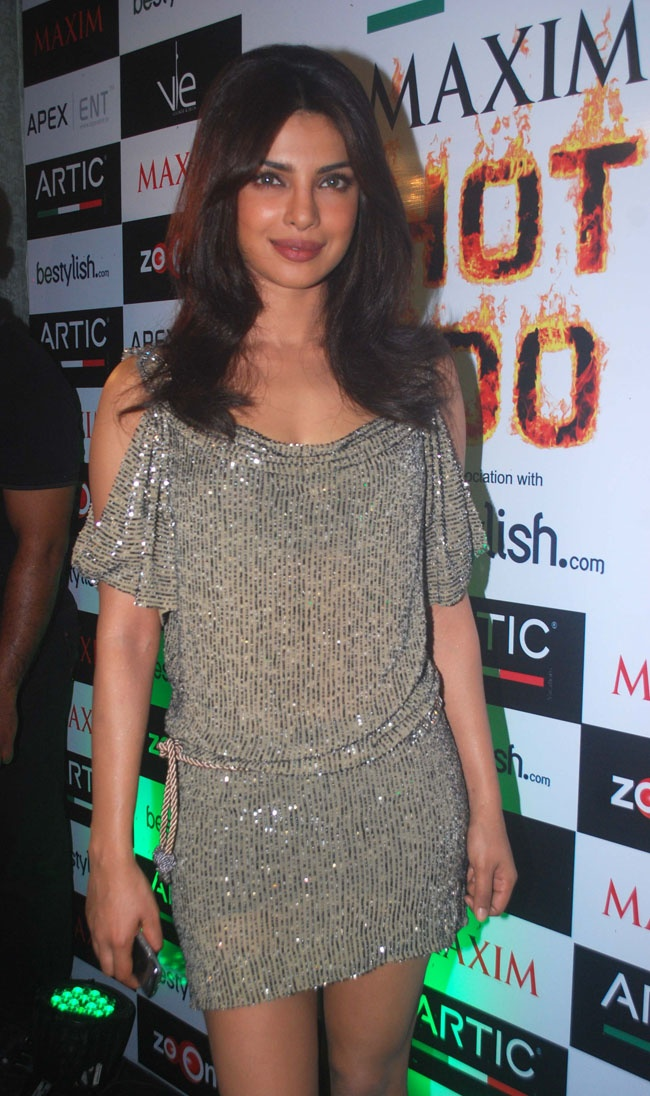 young Priyanka Chopra
