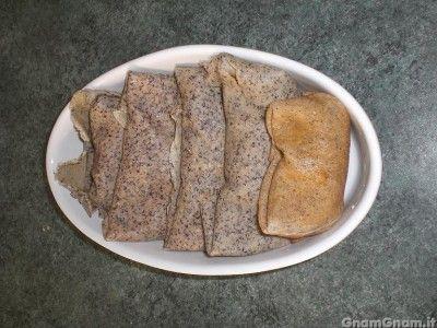 Scopri la ricetta di: Crêpes di grano saraceno con zucca