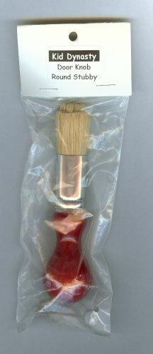 "Dynasty Stencil Brush - Size 1"""