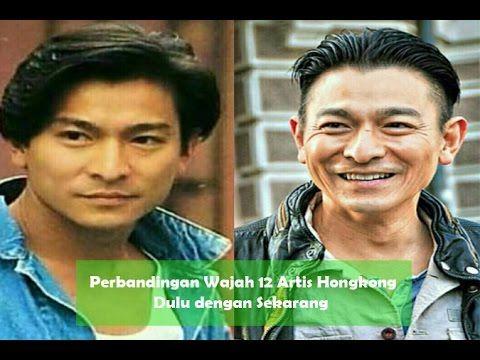 Perbandingan 12 wajah artis mandarin yang dulu pernah tenar di era-90an
