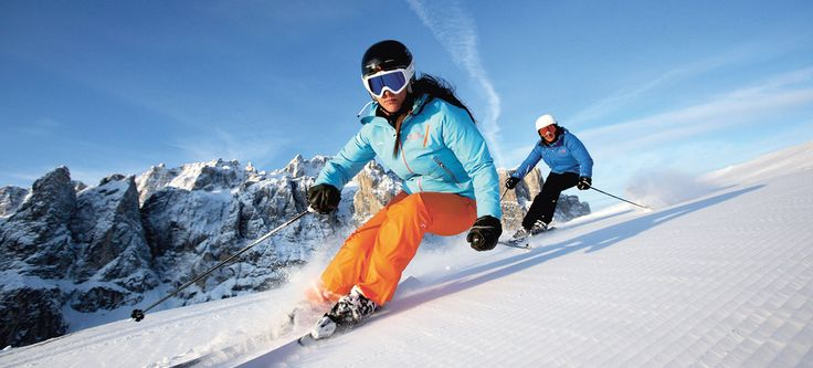 Dolomiti Super Sun 7=6 1 night and 1 ski pass day for free with a least stay of 7 nights!