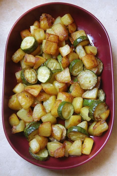 patate arrosto senza forno - roasted potatos without oven!!! I'm going to try!!!