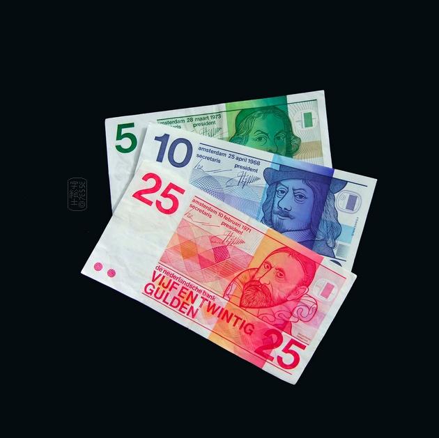 """Gulden """"Dutch Guilder"""" #money #colorful"""