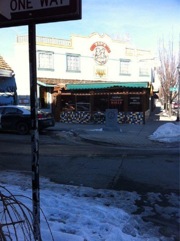 4. Mom & Pop's Diner - Carson City