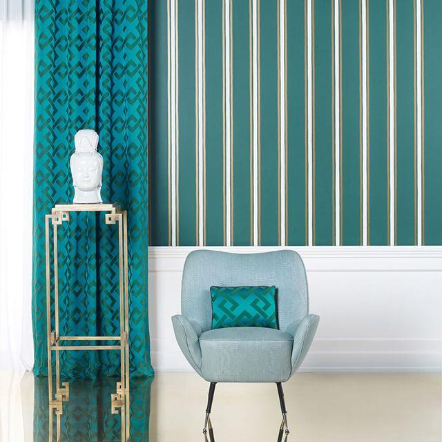 Dedar New Fabrics Collection: Ray Malachite