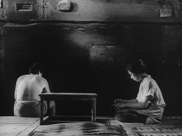 Hiroshi Teshigahara, Woman in the Dunes, 1964