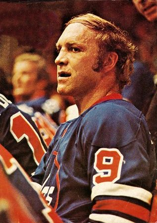 Bobby Hull - Winnipeg