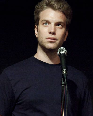 Anthony Jeselnik.  Probably the best stand-up show I've seen live (and certainly the handsomest comedian).