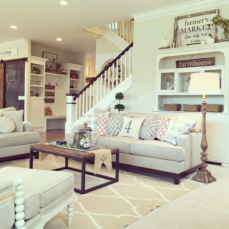 Family friendly interior design!! Great for a change in your living room'