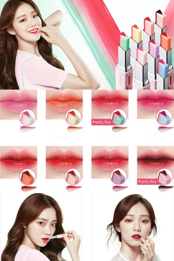Laneige - Two Tone Tint Lip Bar (50% OFF)