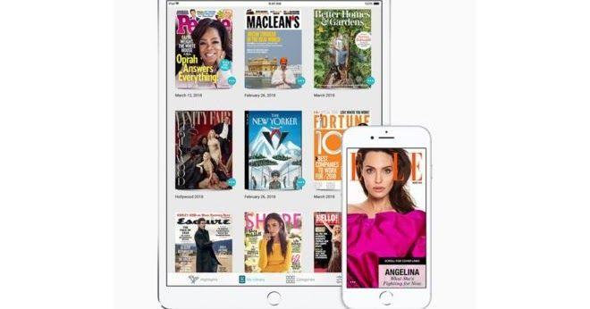 """Apple está comprando el servicio de suscripción a la aplicación de revista Texture por un monto no revelado.  Texture ofrece a los usuarios basados en los EE. UU. Acceso ilimitado a más de 200 títulos por una tarifa mensual de $ 9.99 ( 7.19).  Actualmente es propiedad de Next Issue Media que cuenta con el respaldo de las editoriales de revistas Conde Nast Hearst Meredith News Corp Rogers Communications y Time Inc.  Apple dijo que estaba """"comprometido con el periodismo de calidad de fuentes…"""