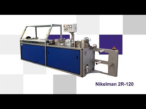 Nikelman® 6R-32 is designed for shirring hot dog casing in caliber range 17 to 32mm. Shirring is made in schneck technology, which do not require using netti...#Flexoprinting #machines #Shirrting #machines #Additional #devices #Modernizations #and #repairs #Indywidual #project #nikelman #rtu #gearless #anilox #doctorchumber