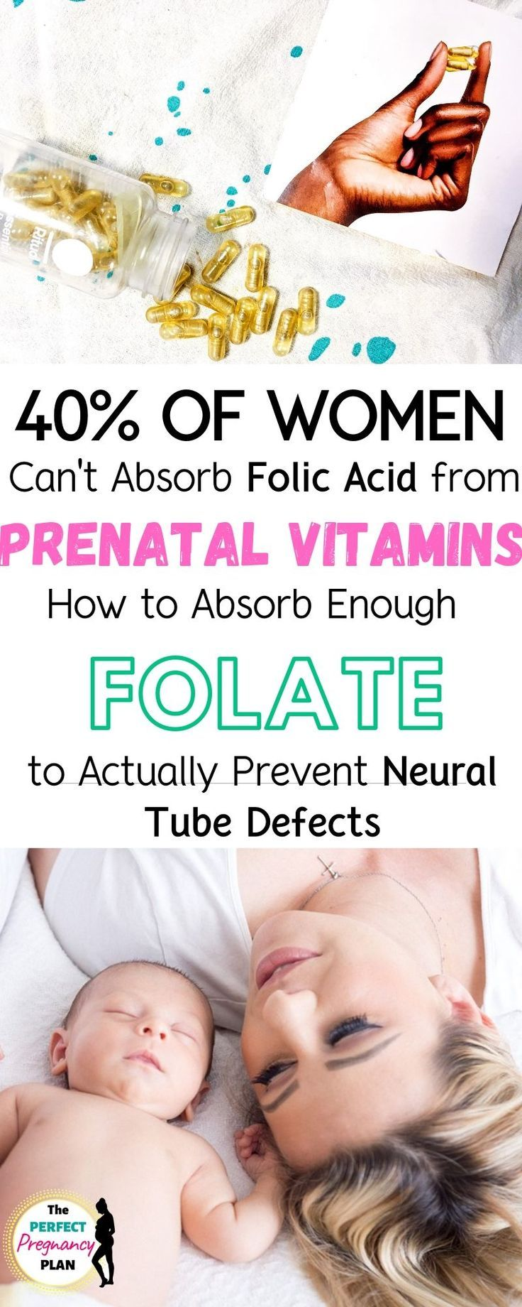 Folate Is Absolutely Vital During Pregnancy But 40 Of -4539