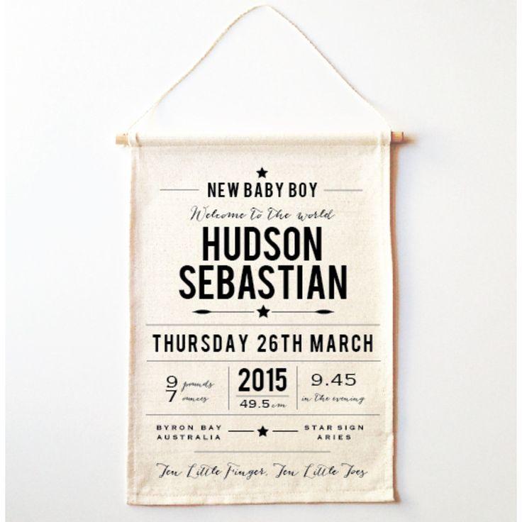 https://www.hardtofind.com.au/92909_new-baby-boy-personalised-birth-details-wall-banner
