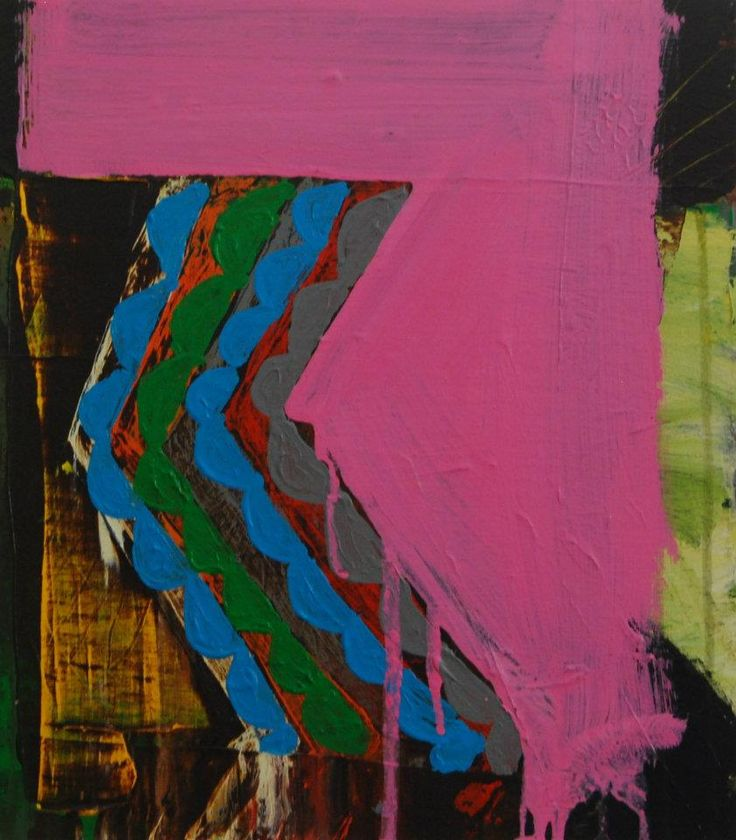 Valerie-Brennan-Small-talk-acrylic-on-panel-40-x35-x-4-cm-2011-Facebook.jpg (841×960)