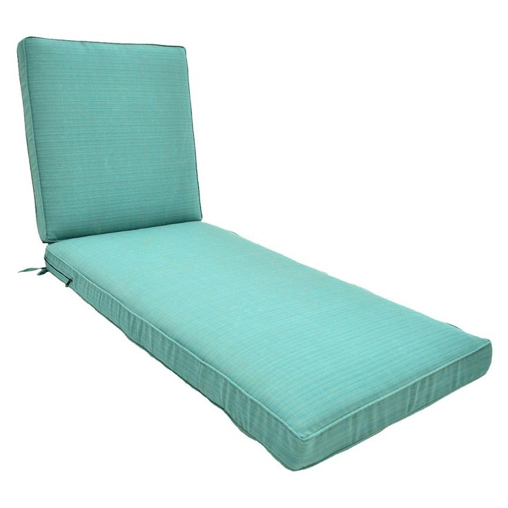 rolston replacement chaise cushion target chaise