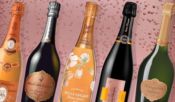 GOOD TO KNOW TOP 5 Swide selected for you the absolute Top 5 Rosé Champagne ever.