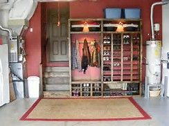 Beautiful Garage Shoe Storage Ideas #3 Shoe Storage Garage Organization Pinterest