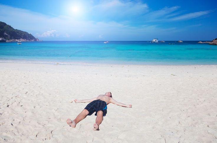Τι πρέπει να έχεις μαζί σου όταν πας για μπάνιο σε ελεύθερη παραλία - ΔΕΥΤΕΡΗ ΜΑΤΙΑ