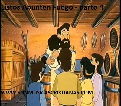 Listos Apunten Fuego – parte 4 | Películas Cristianas