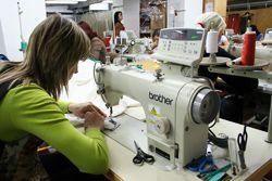 Оборудование швейной фабрики Славянский стиль