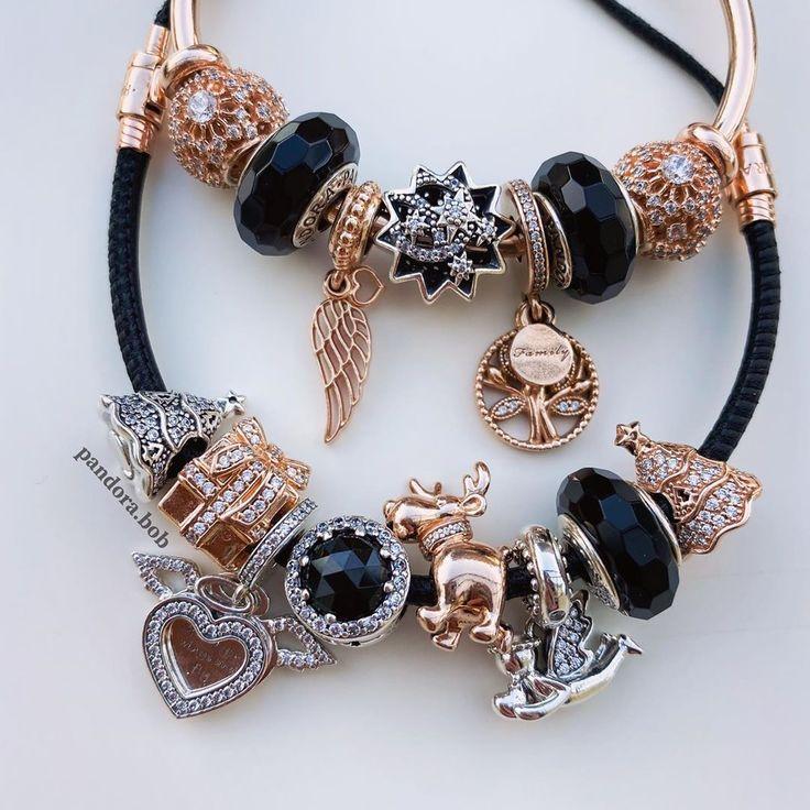 Purple Passion Pandora Inspired Bracelet in 2020 Pandora