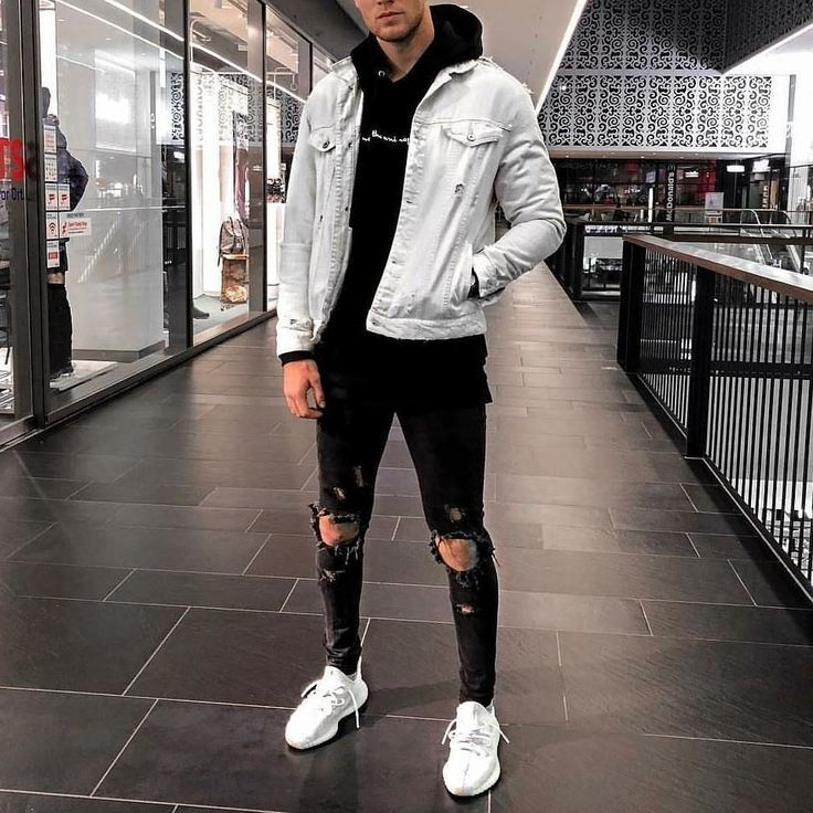 57 Casual Street Style Outfits for Men