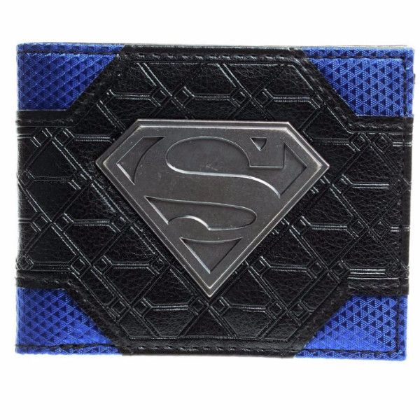 Superman Metal Ba... is now available in our store. FREE shipping always  http://totally-superhero.myshopify.com/products/superman-metal-badge-wallet?utm_campaign=social_autopilot&utm_source=pin&utm_medium=pin
