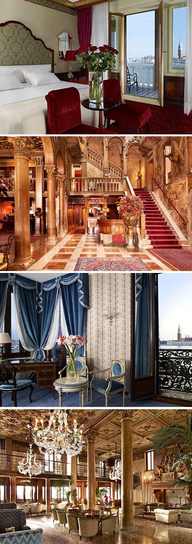 Iedere avond dineren met een spectaculair uitzicht op Canal Grande in Venetië? Dat kan in luxe Hotel Danieli. Geniet van de vorstelijke sfeer in dit vijfsterren hotel en loop gemakkelijk naar de hoogtepunten van de stad!