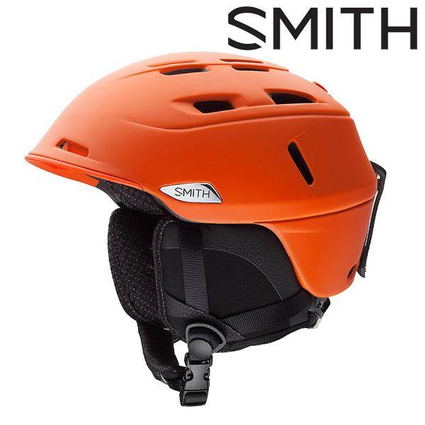 Casca schi/snowboard Smith Camber Orange are o constructie ultra-usoara in-mold pentru a minimaniza profilul si maximiza ventilatia fara a sacrifica din protectie sau stil.