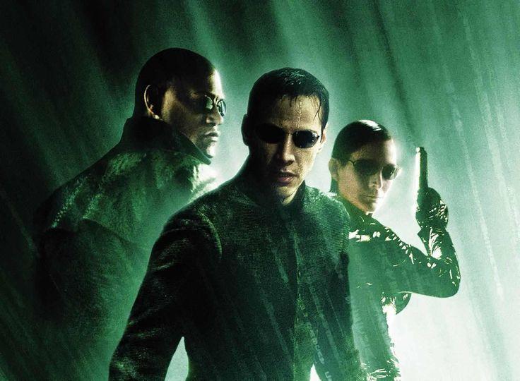 Matrix Revolutions (2003) - Andy & Lana Wachowski •