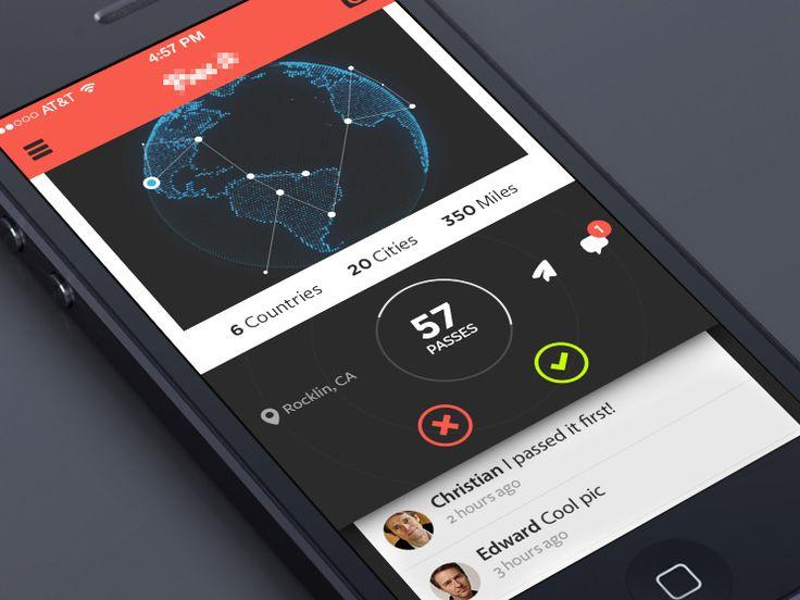 Superb Interface Designs by CreativeDash   Abduzeedo Design Inspiration