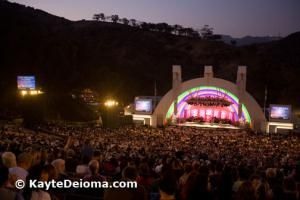 Summer Concert Series bring outdoor music to venues across LA: Summer Season at the Hollywood Bowl