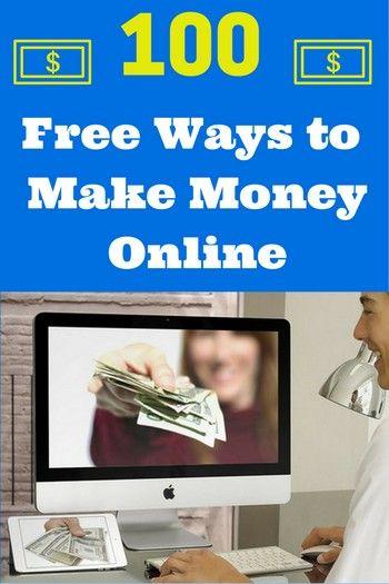 Make Free Money Online