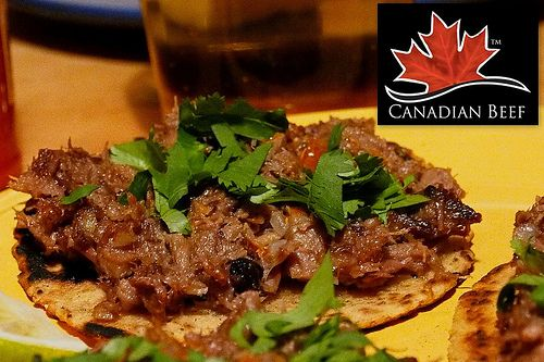 Chef Jesse Vergen's Beef Tongue Tacos - Mexican Sstyle - unsweetened.ca