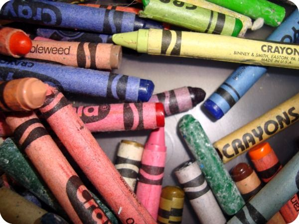 Making candles using old crayons!! Great idea!! Candle Making « The Great Northern Prepper