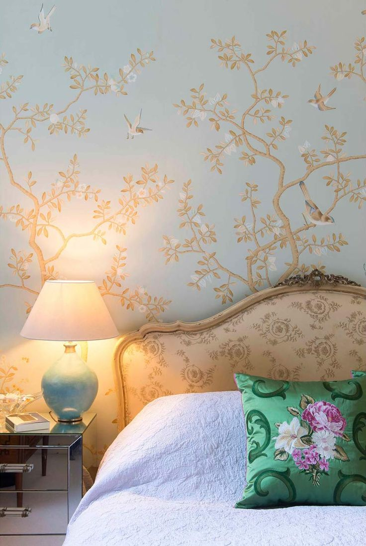Bedroom Wall Decor Transformation: Renovation Wish List In 2020 | Wallpaper